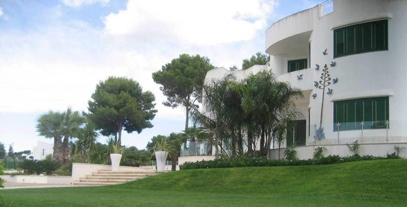 Giardino mediterraneo catania giardino anteriore in for Studio architettura catania