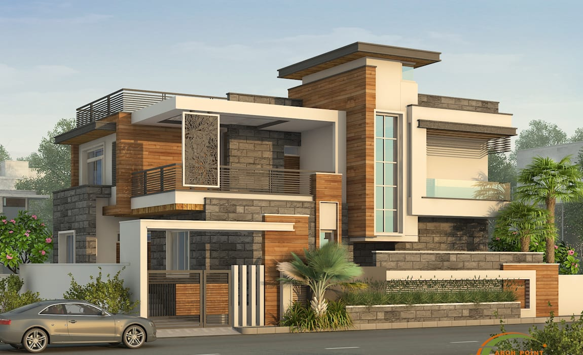 Exterior:  Bungalows by Arch Point,