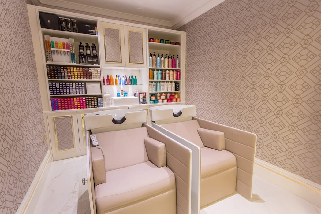 House of Evelyn Beauty Salon:  Spa by Design by UBER,