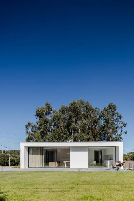 Casa Touguinha: Casas  por Raulino Silva Arquitecto Unip. Lda,