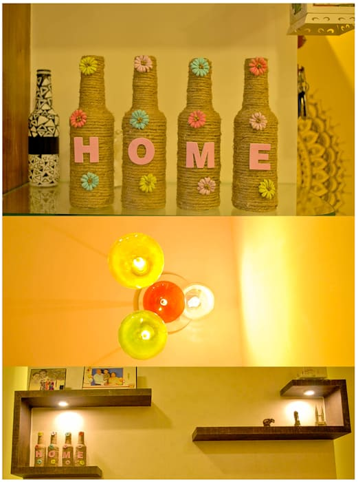 Home interiors : modern  by Space Collage,Modern