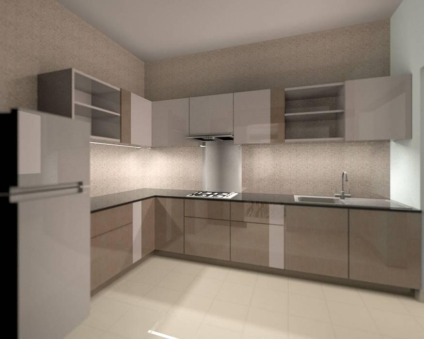 Project Moderne Küchen von BLUCAP LLP Modern