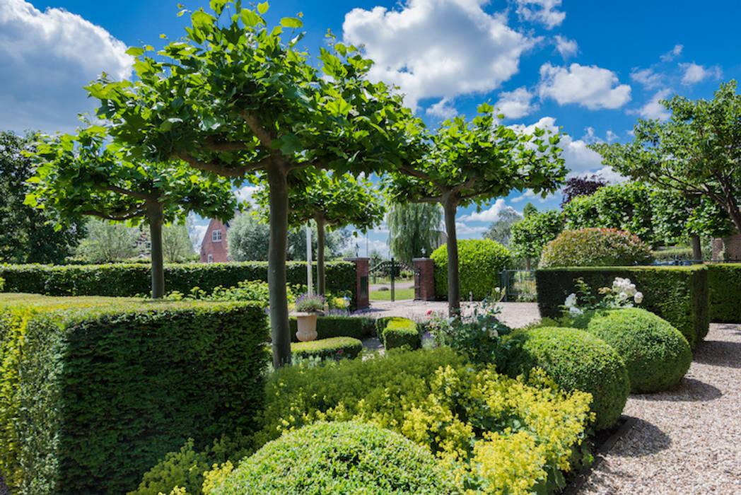 In deze tuin is altijd wat spannends te zien!:  Tuin door Groengroep b.v.