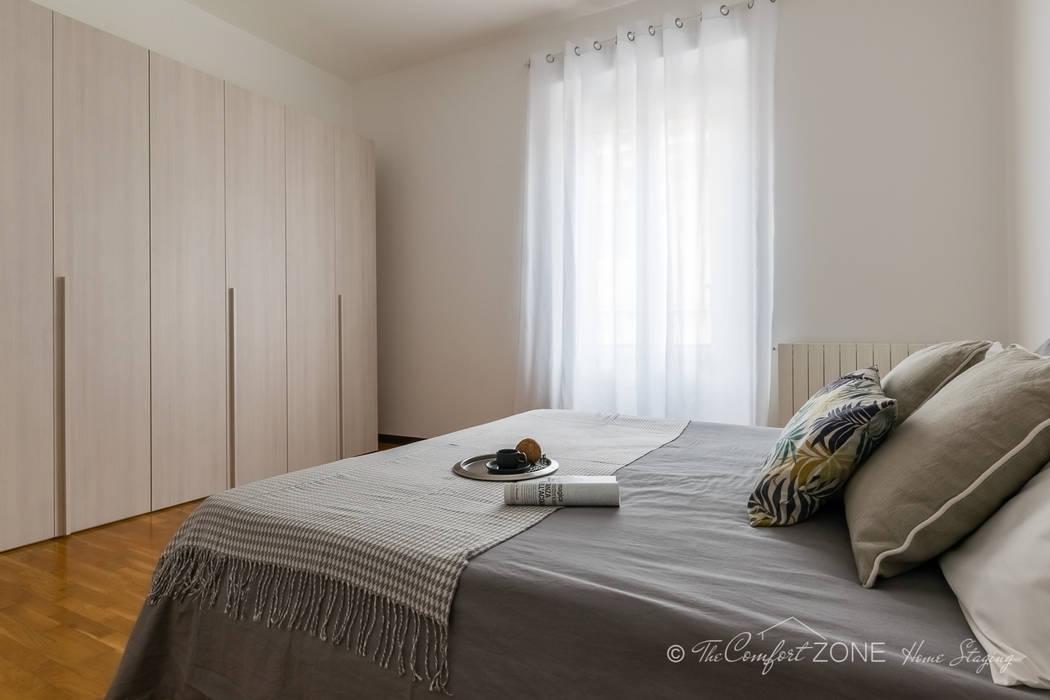 Camera da letto in stile tropicale di homify Tropicale