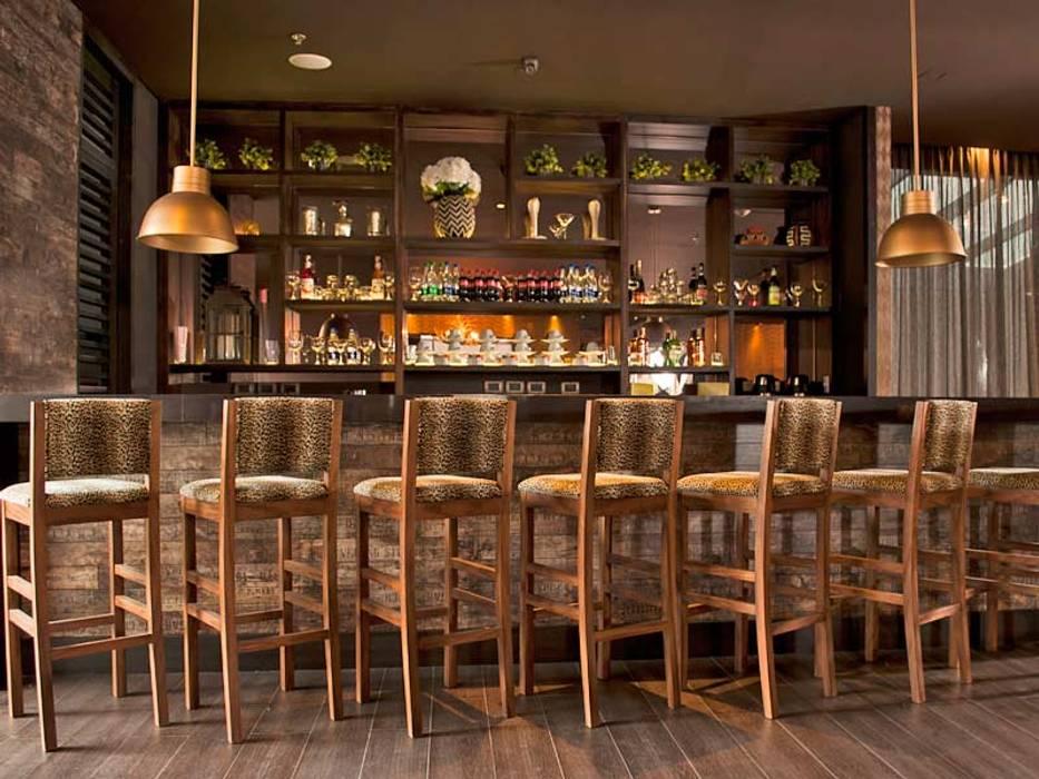 Ecologik Hotel Gaya Eklektik Brown