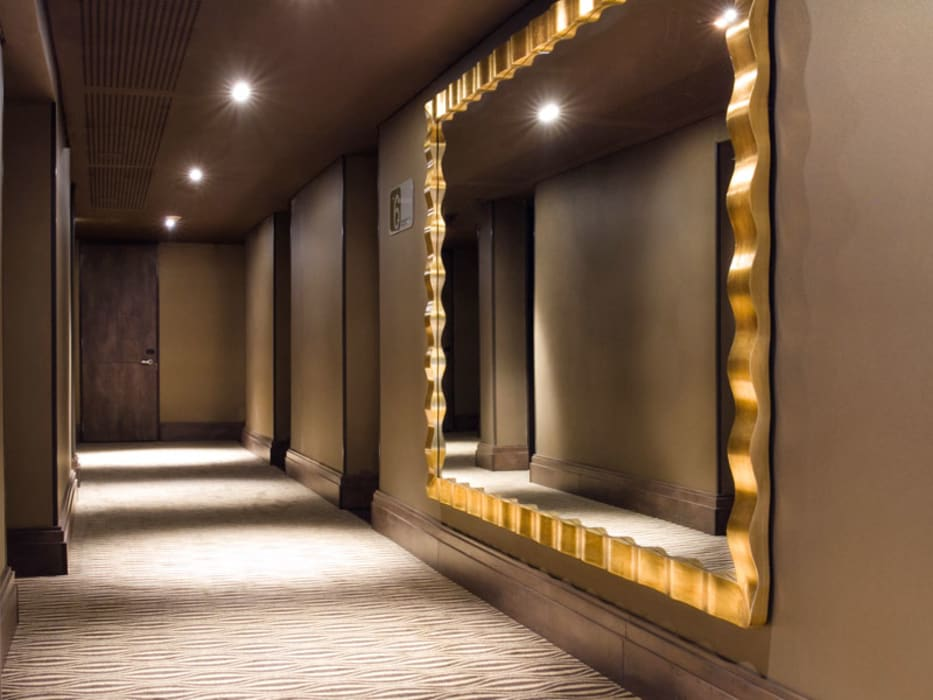 Ecologik Hotel Gaya Eklektik Amber/Gold