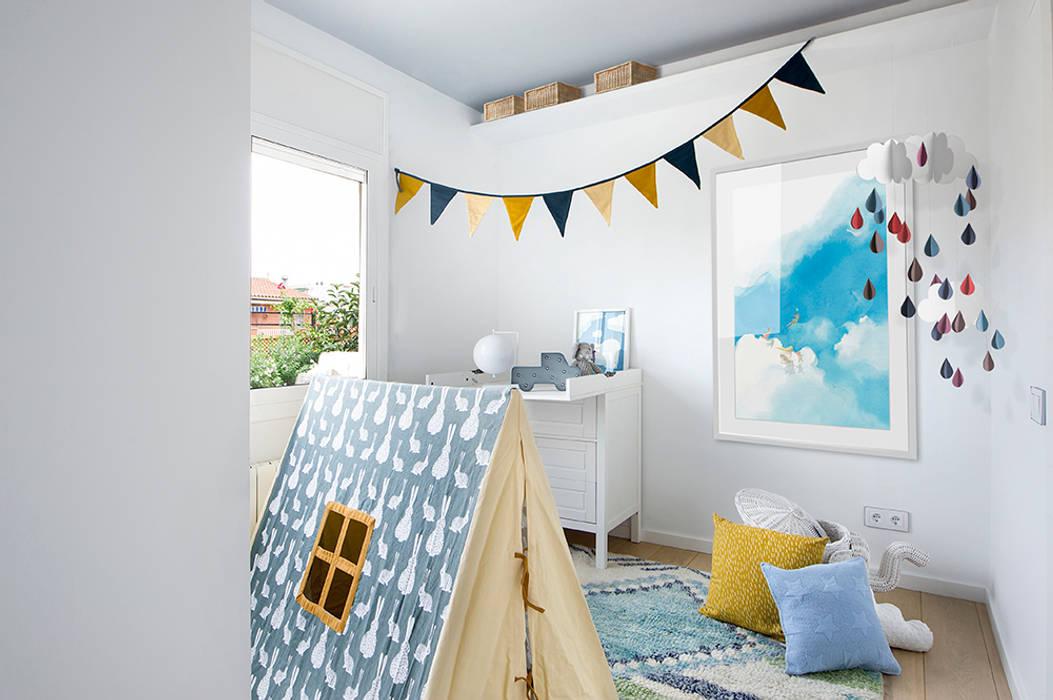 Mediterrane Kinderzimmer von Egue y Seta Mediterran