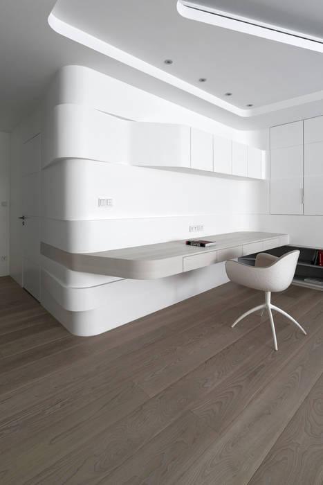 ROOM1:  臥室 by Nestho studio