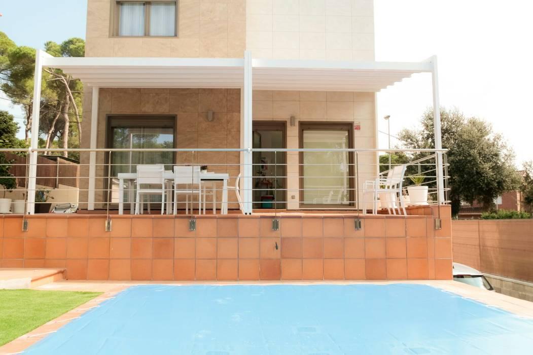 Tendals Egara Modern Terrace