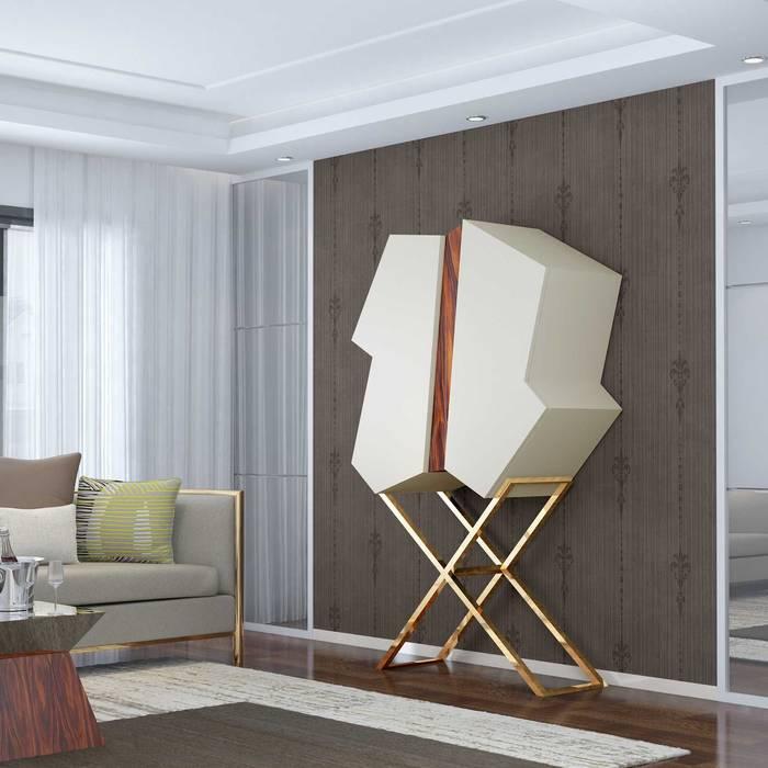 minimalist  by Intense mobiliário e interiores;, Minimalist