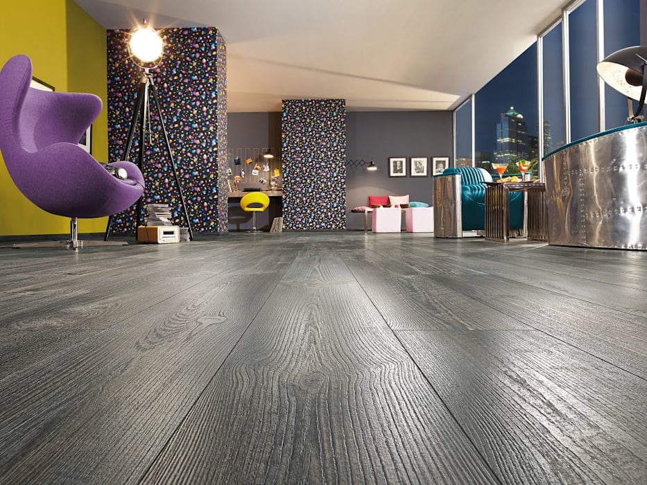 by homify Country Engineered Wood Transparent