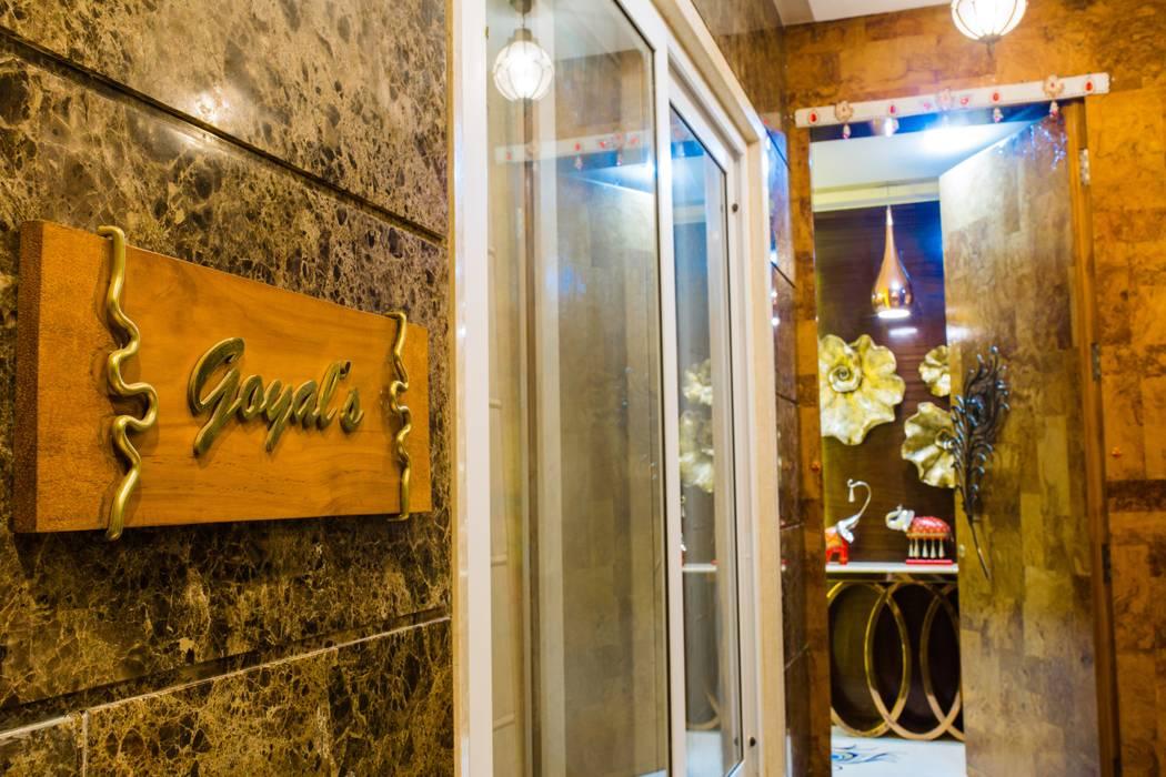 Goel's, Aanandam World City, Raipur:  Windows by ES Designs