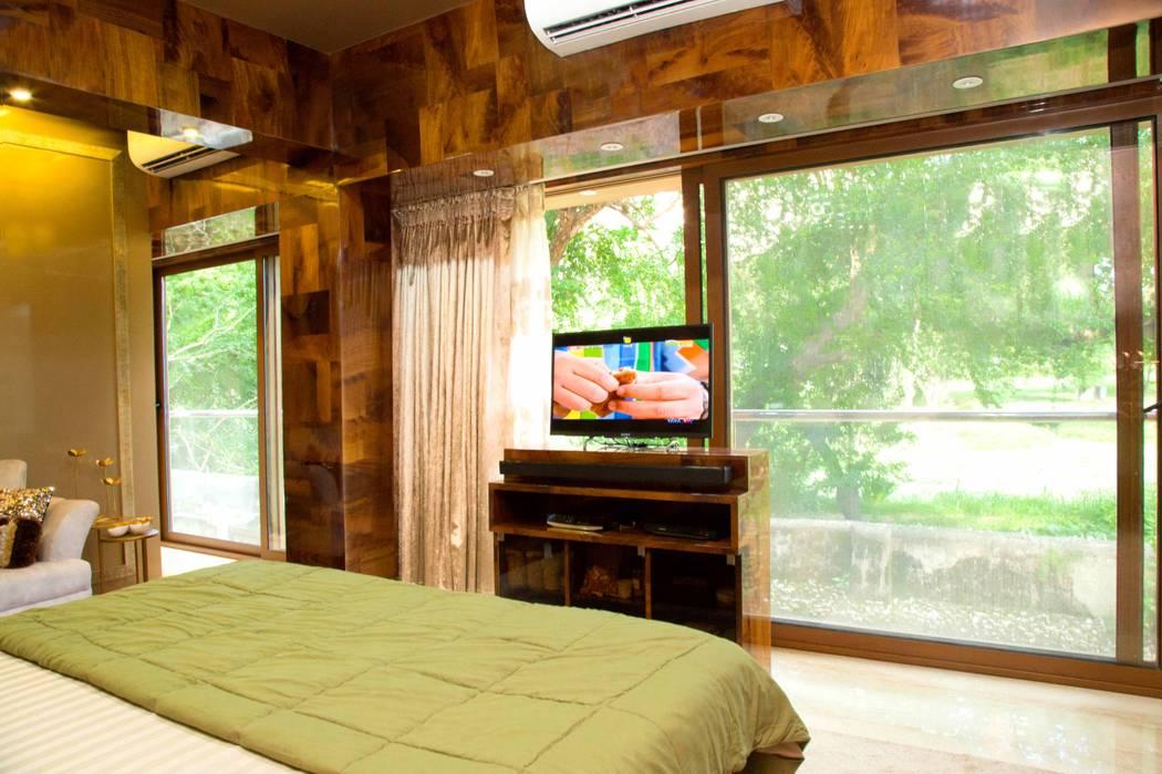 Dormitorios de estilo moderno de Aesthetica Moderno