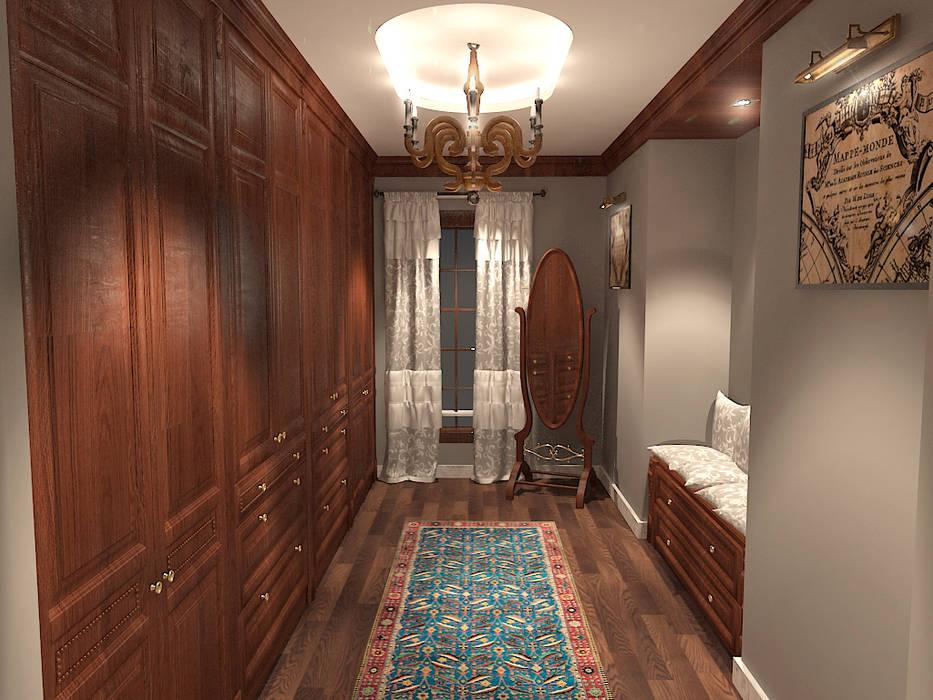 Closets de estilo rústico de Quattro designs Rústico