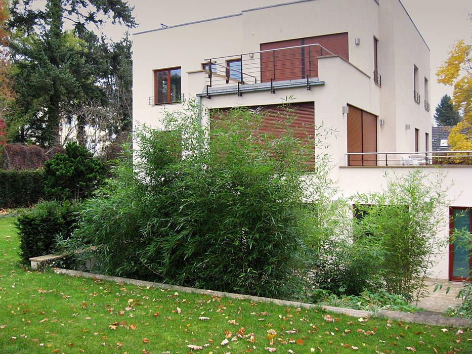 2 Jahre später:  Garten von guba + sgard Landschaftsarchitekten