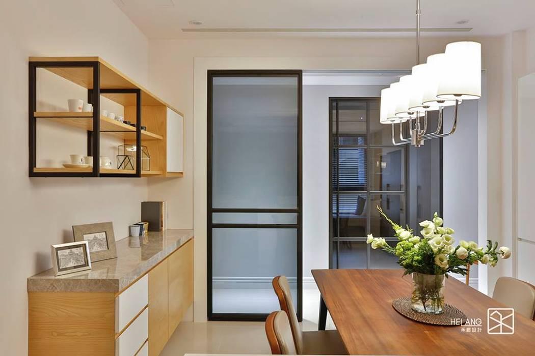 餐邊櫃 根據 禾廊室內設計 古典風