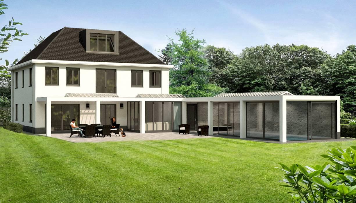 Brand I BBA Architecten Villa