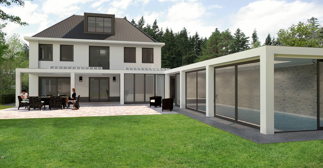 by Brand I BBA Architecten Modern