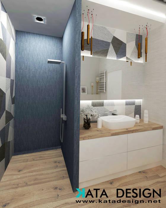 Moderne Badezimmer von Kata Design Modern Keramik
