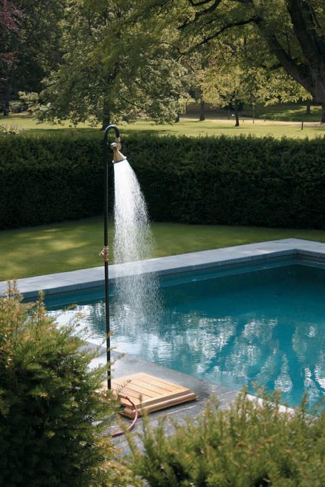 Show´R Gartendusche:  Steingarten von Petit Pont