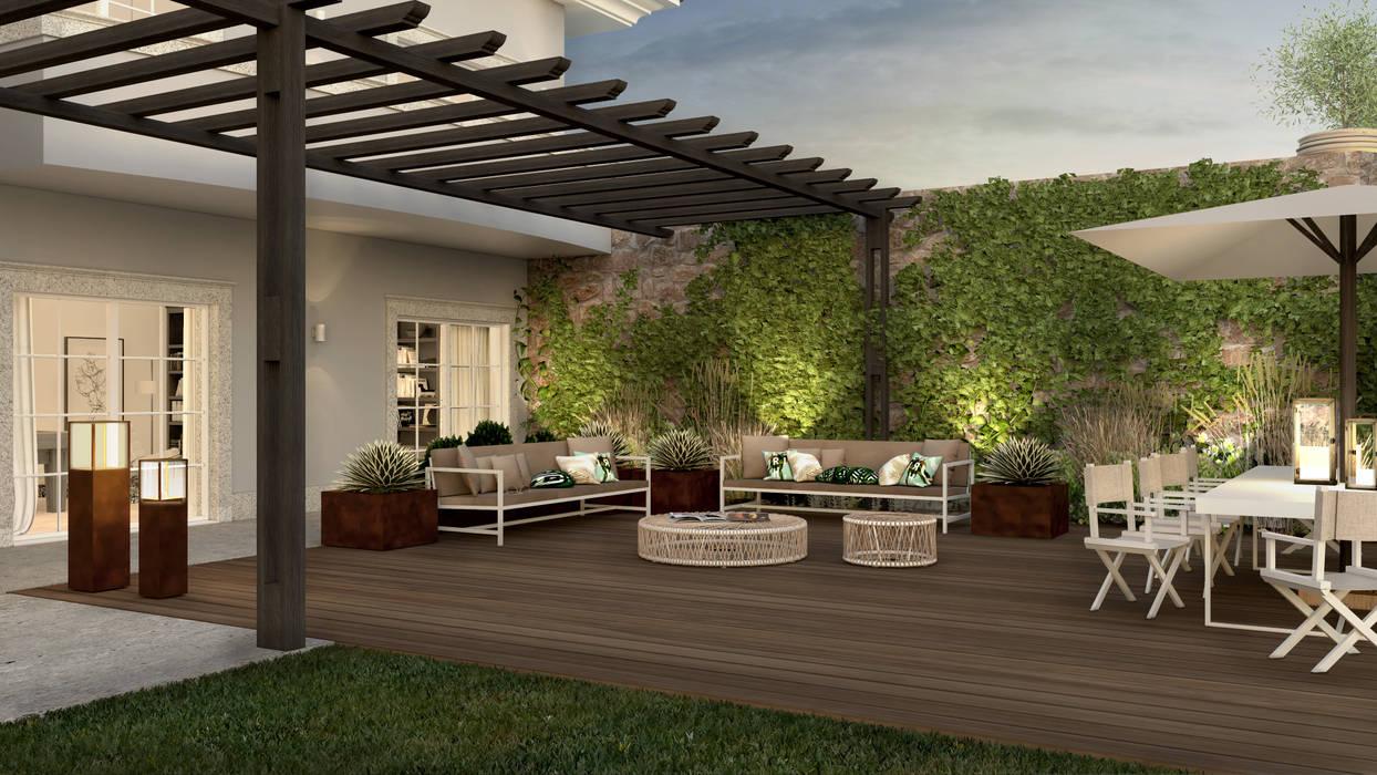 Belas: Jardins  por MRS - Interior Design