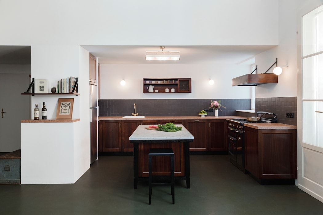 Kitchen units by Patricia Tschen , Classic