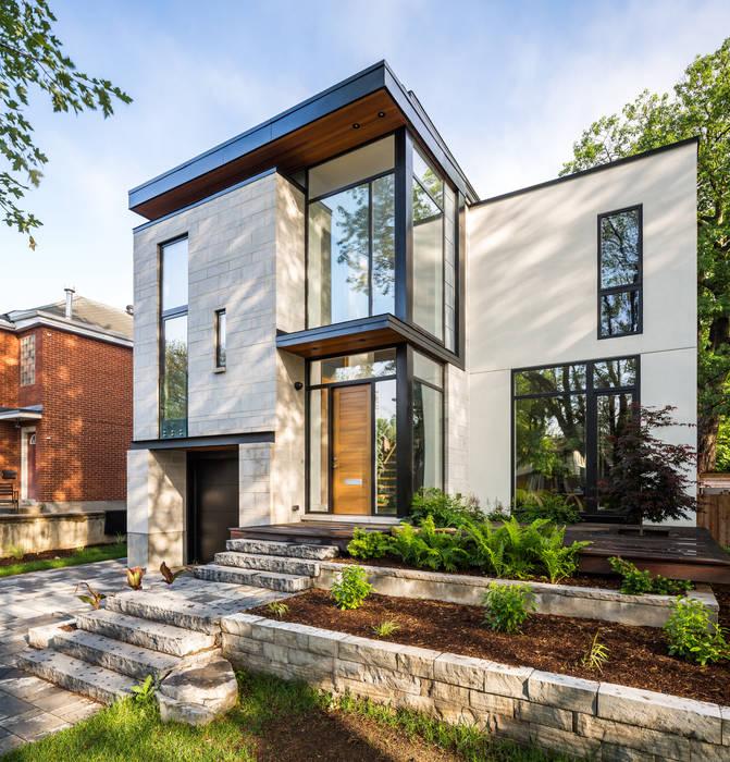 Avenue Road Residence Modern houses by Flynn Architect Modern
