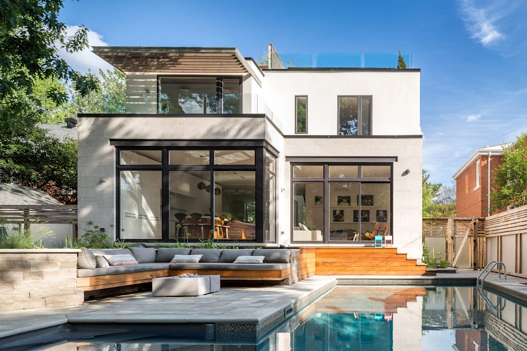 Avenue Road Residence:  Houses by Flynn Architect