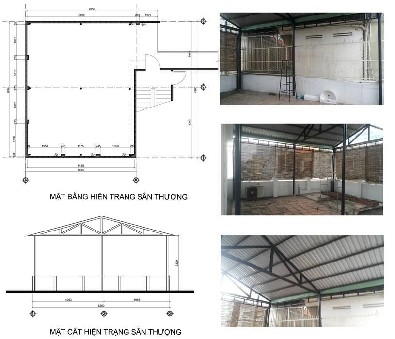by Công Ty TNHH Archifix Design Modern