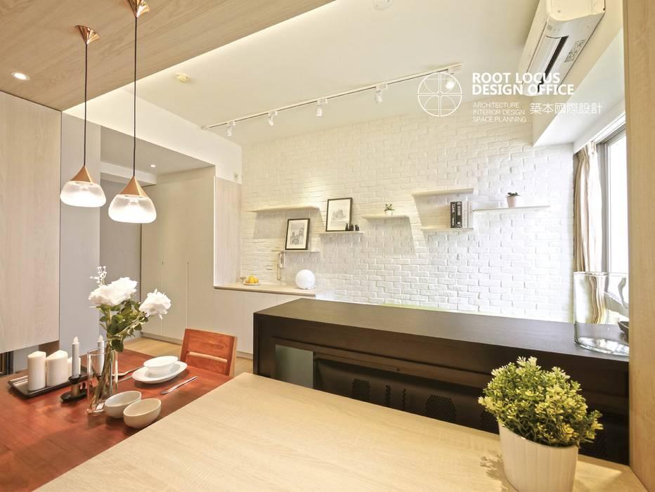 高雄 林公館 築本國際設計有限公司 餐廳