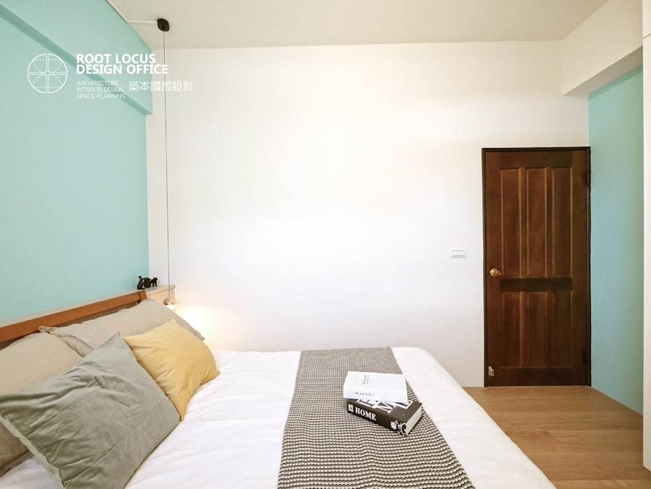 高雄 林公館 築本國際設計有限公司 臥室