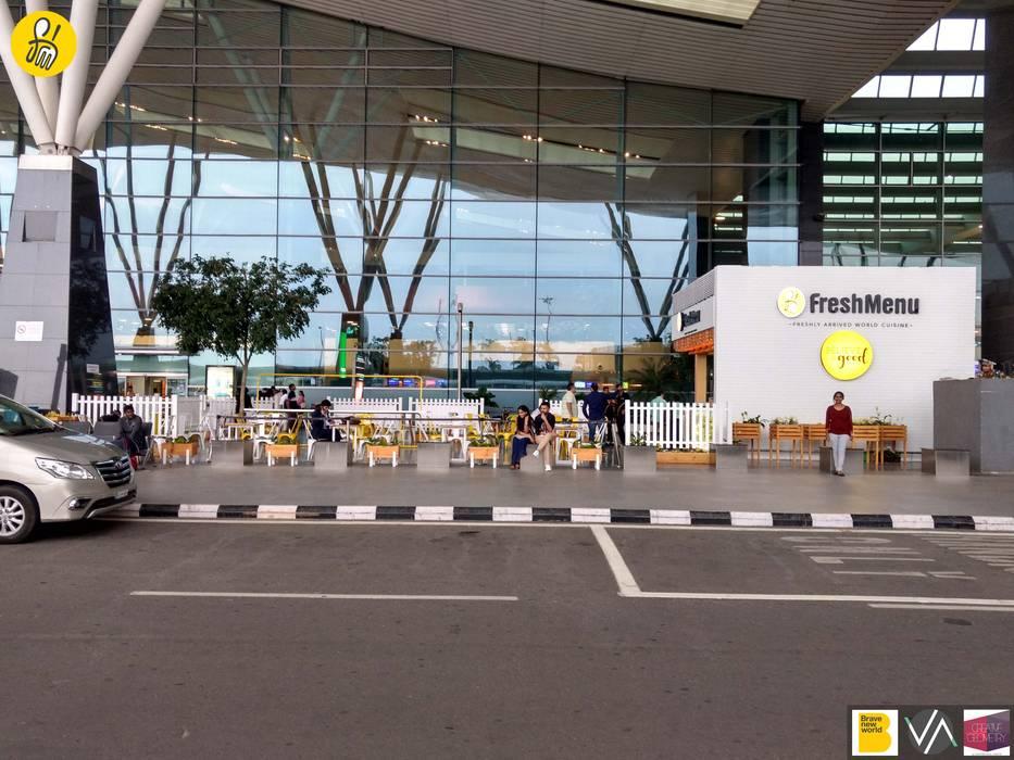 Airports by Renovatio Interio