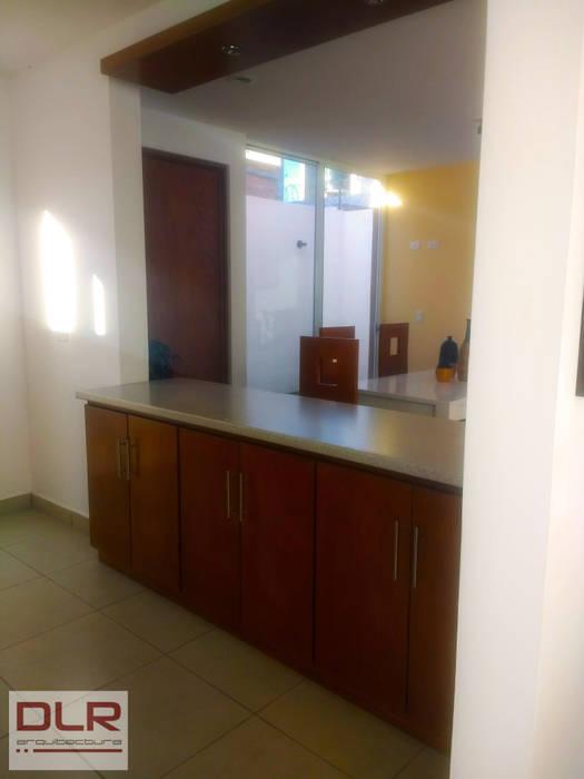 Barra de cocina: cocina de estilo por dlr arquitectura/ dlr diseño ...