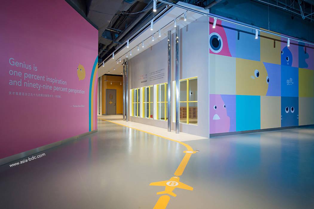 Nursery/kid's room by Taipei Base Design Center