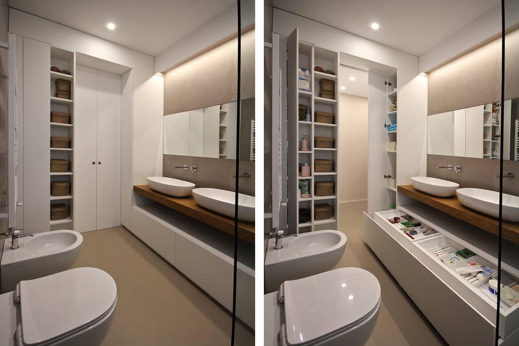 Bagno stile moderno bagno in stile di jfd juri favilli for Bagno moderno design