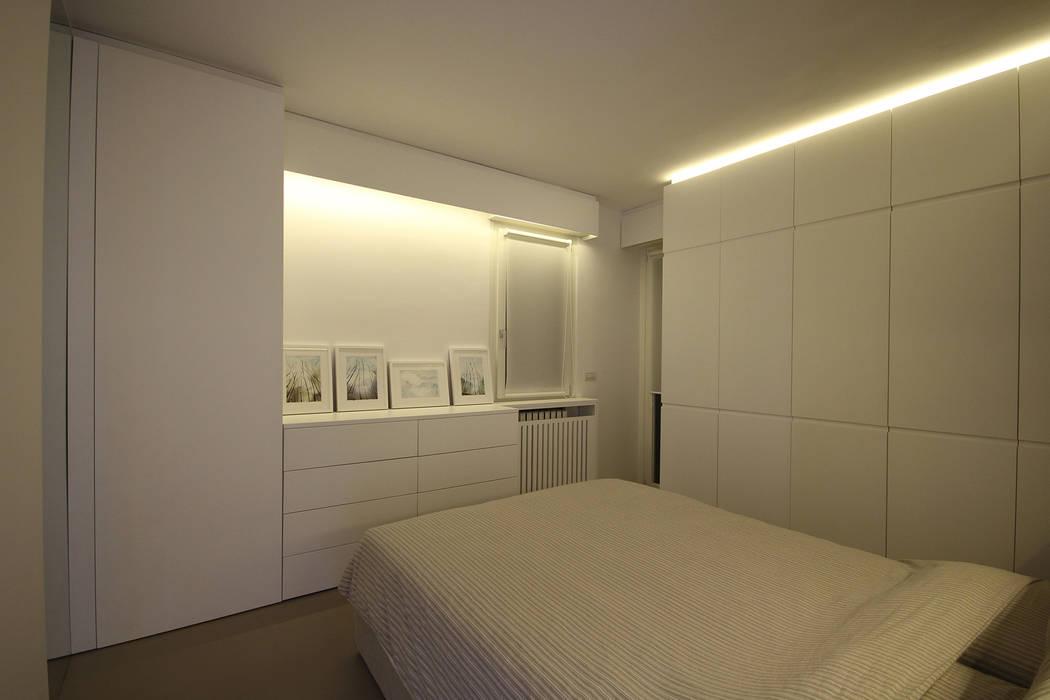 Camera Da Letto Bianca : Camera da letto bianca camera da letto in stile di jfd juri