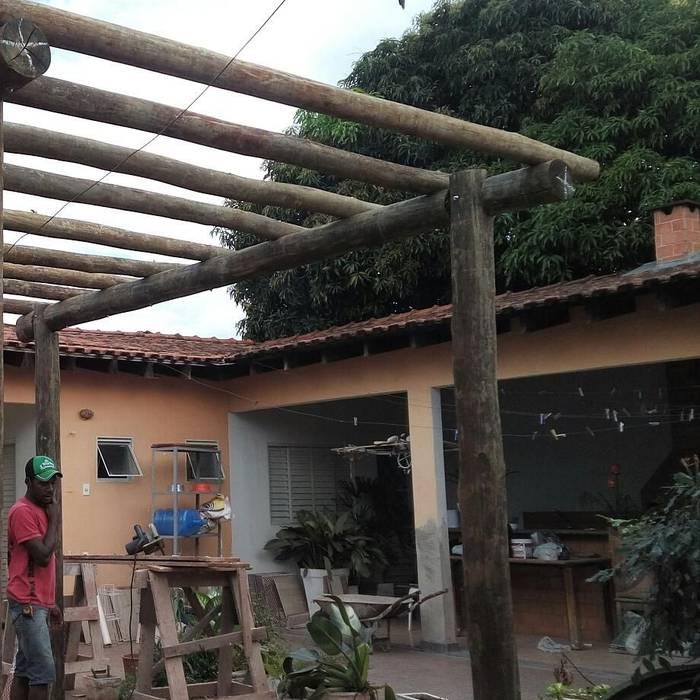Projeto e execução de Jardim por ITOARQUITETURA Moderno