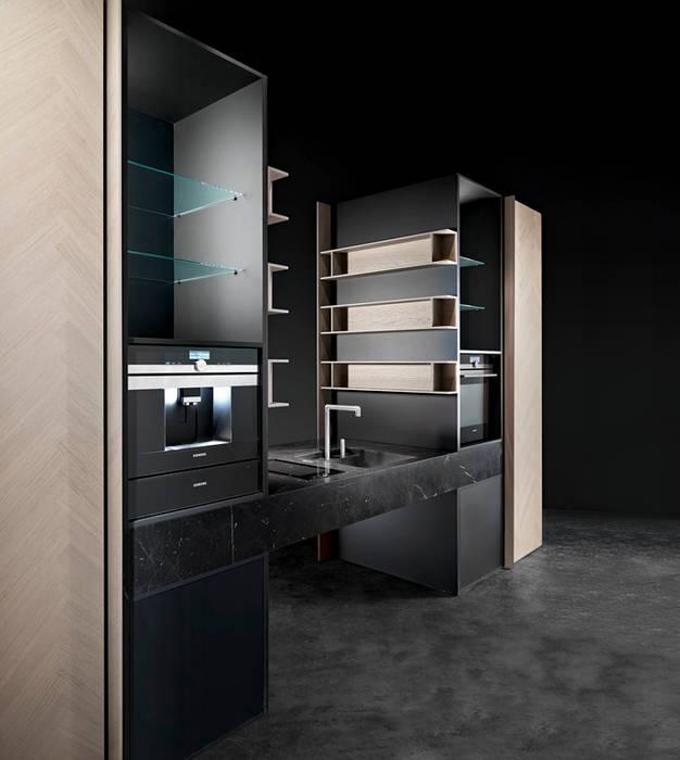 Binova Mantis: Cucina in stile  di BINOVA MILANO