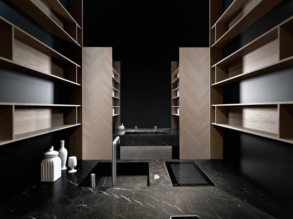 Binova Mantis: Cucina in stile  di BINOVA MILANO,