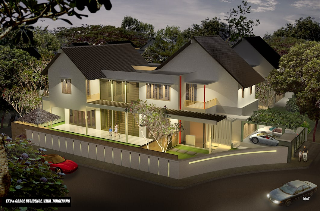 by sony architect studio Modern