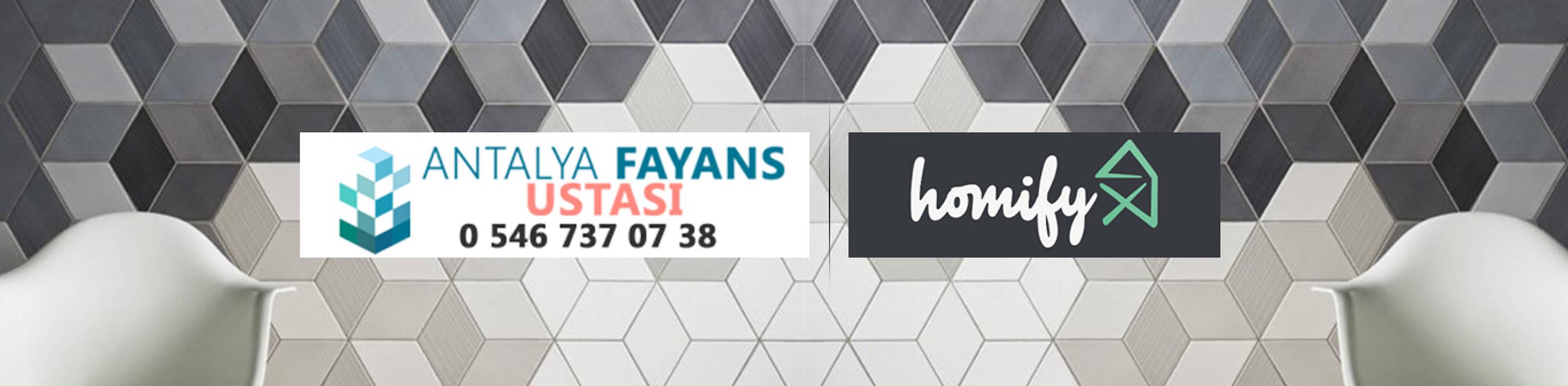 Elektronik von Antalya Fayans Ustası - 0 546 737 07 38