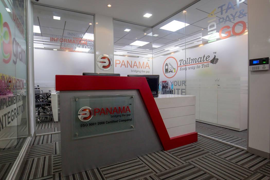 Panama Systems - Kolhapur Spaceefixs Modern study/office