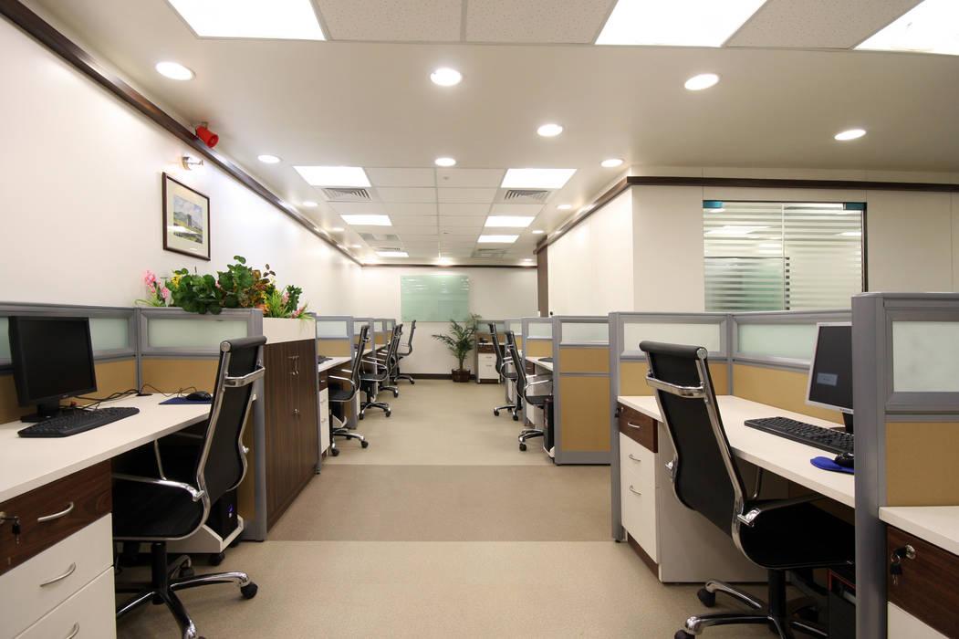 Study/office by Spaceefixs, Modern