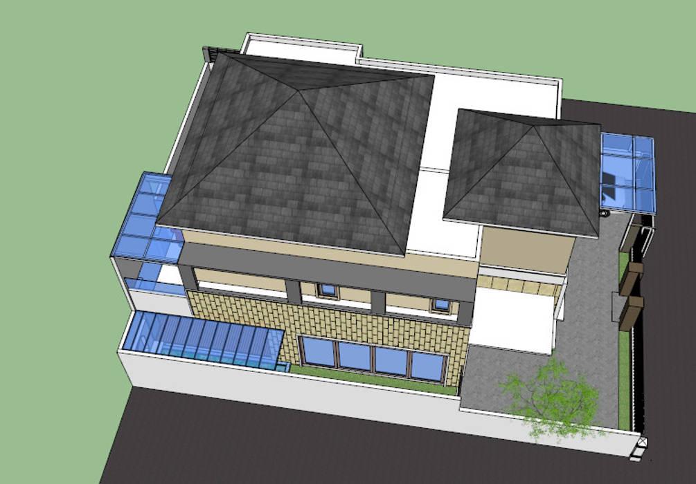 modern  von sony architect studio, Modern