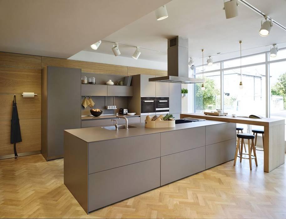 London Showroom :  Kitchen by Kitchen Architecture