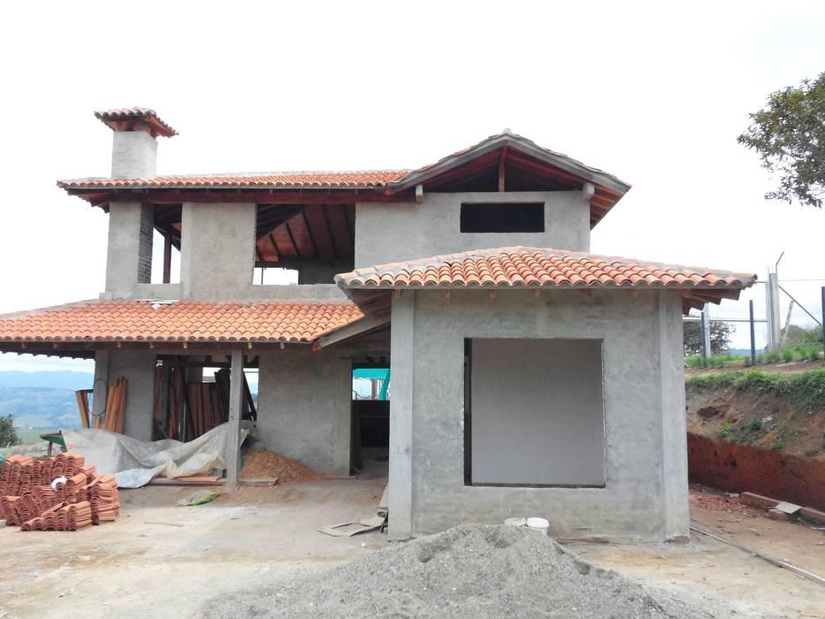 avance de obra de Arcor Constructores Colonial Concreto