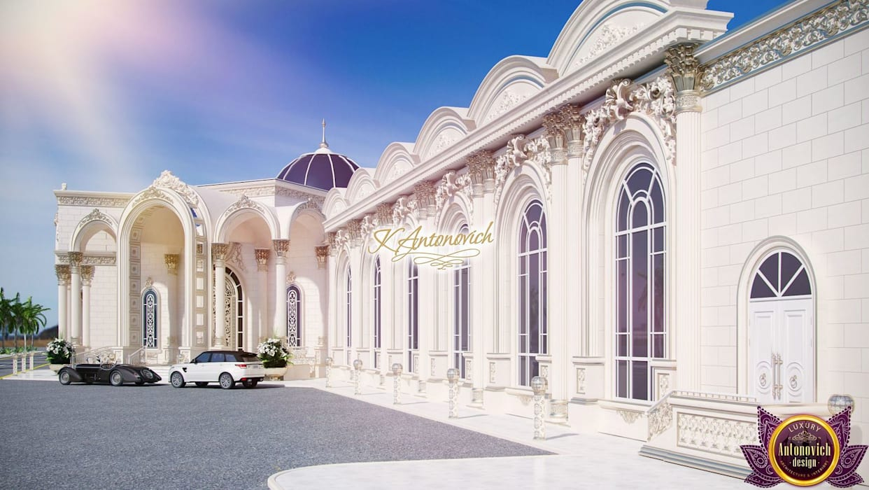 Architectural Design Uae Of Katrina Antonovich Asian Style Houses By Luxury Antonovich Design Asian Homify