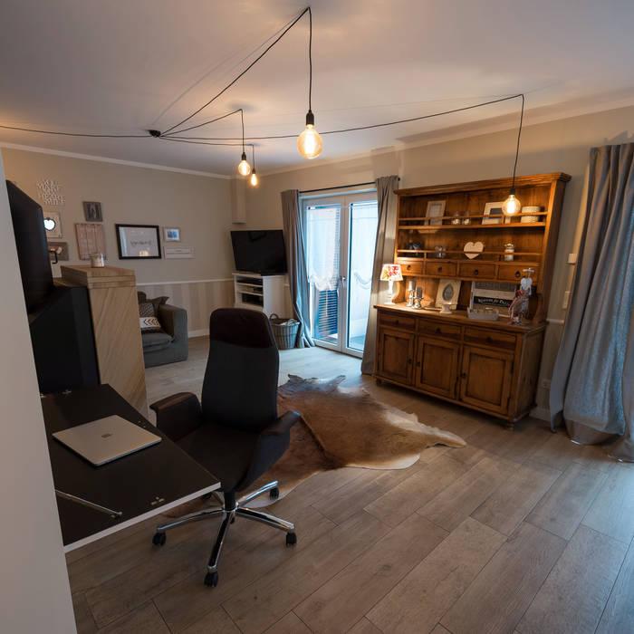 Modern country: landhausstil wohnzimmer von hysenbergh gmbh | homify