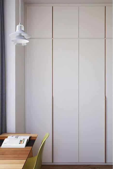 Eightytwo DormitoriosArmarios y cómodas Madera Blanco