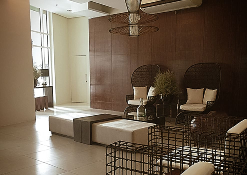 The Beacon Makati Lobby by SNS Lush Designs and Home Decor Consultancy